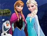 Холодное сердце: приключение Анны и Эльзы