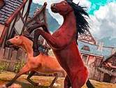 Симулятор лошади