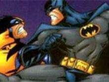 Бэтмен и Росомаха