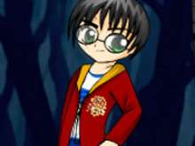 Игрушечный Гарри Поттер