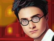 Гарри Поттер дары смерти - одевалка