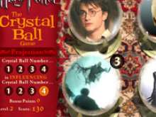 Гарри Поттер с шарами