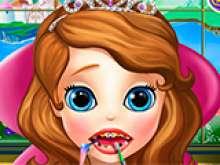 игра София у стоматолога