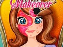игра Целебный макияж
