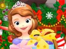 София прекрасная и новогодняя елка