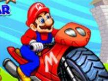 игра Марио и мотогонки