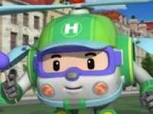 Робокар Поли - Хэлли спаситель