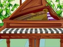 игра Виртуальное пианино