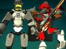 игра Лего война