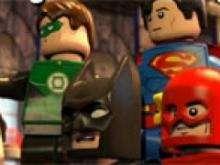 Герои в Лего