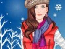 игра Зимняя мода 2014