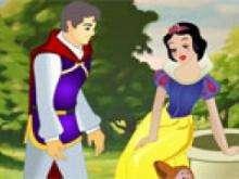 Принц и белоснежка