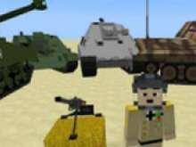 игра Майнкрафт война