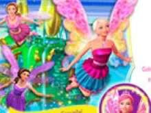 игра Барби тайна феи