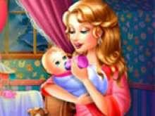 игра Мама и дочка