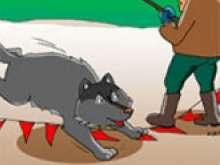 игра Охота на Волков