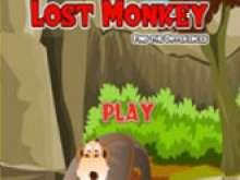 Рассмеши обезьянку