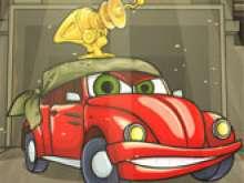 игра Машина ест машину 4