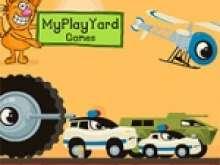 игра Детские Машинки