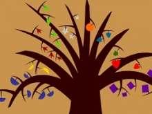 игра Волшебное дерево
