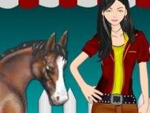 игра Верховая езда