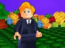 игра Лего стройка