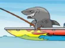 игра Симулятор акулы