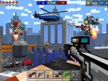 игра Pixel gun на компьютер