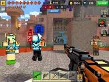 игра Pixel gun