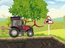 Трактора с Ковшом