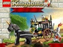 игра Лего королевство рыцарей