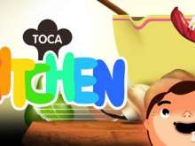 игра Toca kitchen