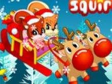 игра Рождественские белки
