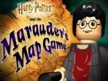 Лего Гарри Поттер в лабиринте
