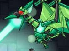 игра Роботы динозавр дракон