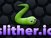 игра Slither io скины