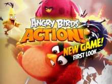 Angry birds action на андроид