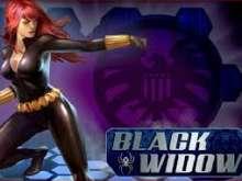 Мстители чёрная вдова