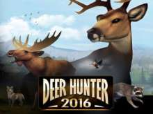 игра Deer hunter 2016