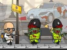 Зомби бой