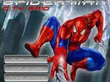 игра Spider Man - City Raid