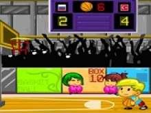 Баскетбольное поле