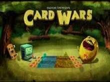 Время приключений карточные войны