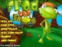 игра Лягушонок Фред