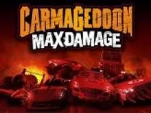 игра Max damage Carmageddon