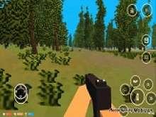 игра Pixel Z - Gun Day