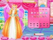 Одевалка принцессы