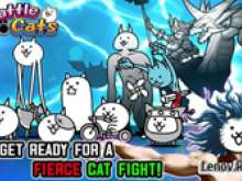 игра Battle Cats на русском