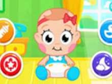 Малыш в детском садике
