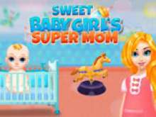 Супер мама: уход за малышами